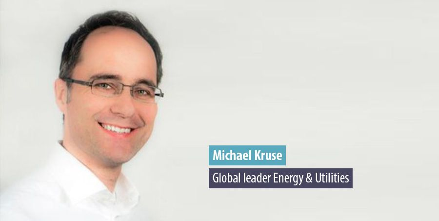 Michael Kruse heads Arthur D. Little's Energy & Utilities practice