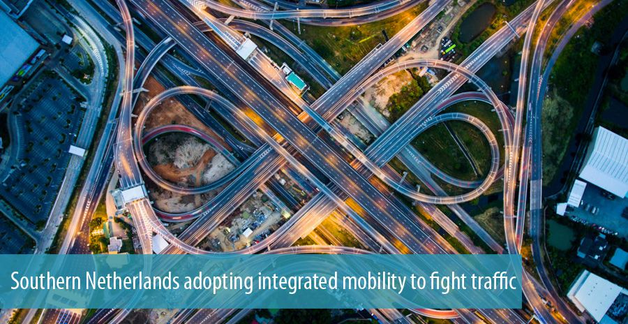 Southern Netherlands adopting integrated mobility to fight traffic