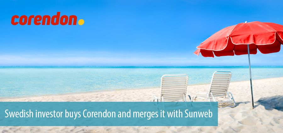 Swedish investor buys Corendon and merges it with Sunweb
