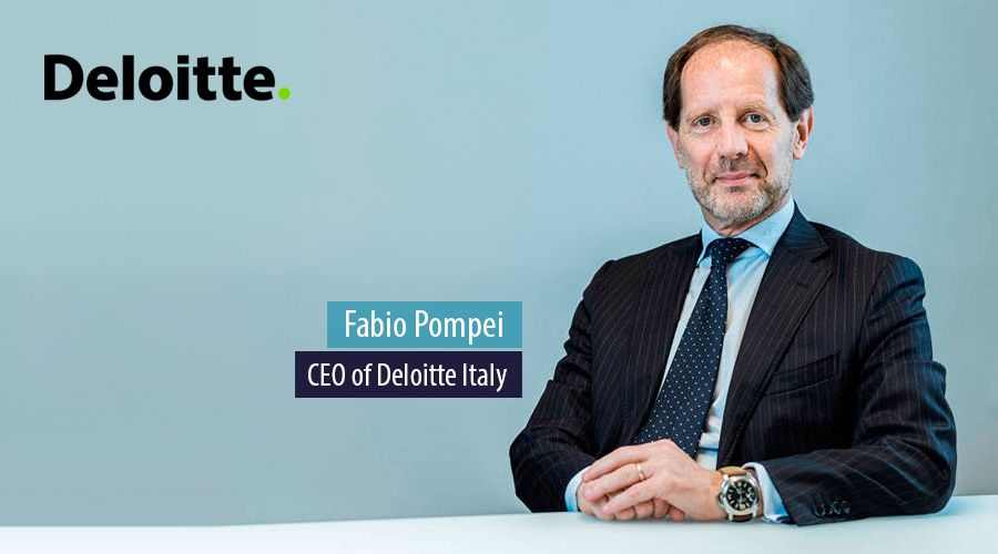 Fabio Pompei succeeds Enrico Ciai as CEO of Deloitte in Italy