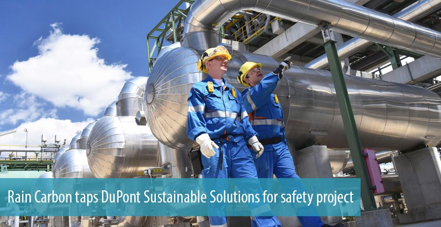 Rain Carbon taps DuPont Sustainable Solutions for safety project