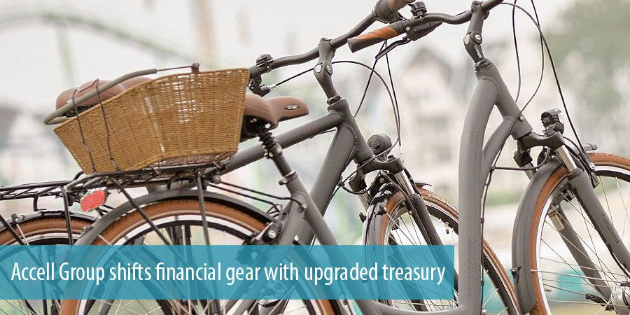 Accell Group shifts financial gear with upgraded treasury