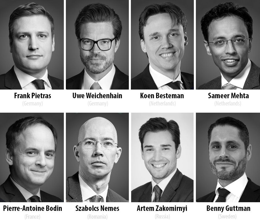 Roland Berger appoints eight new partners in Europe