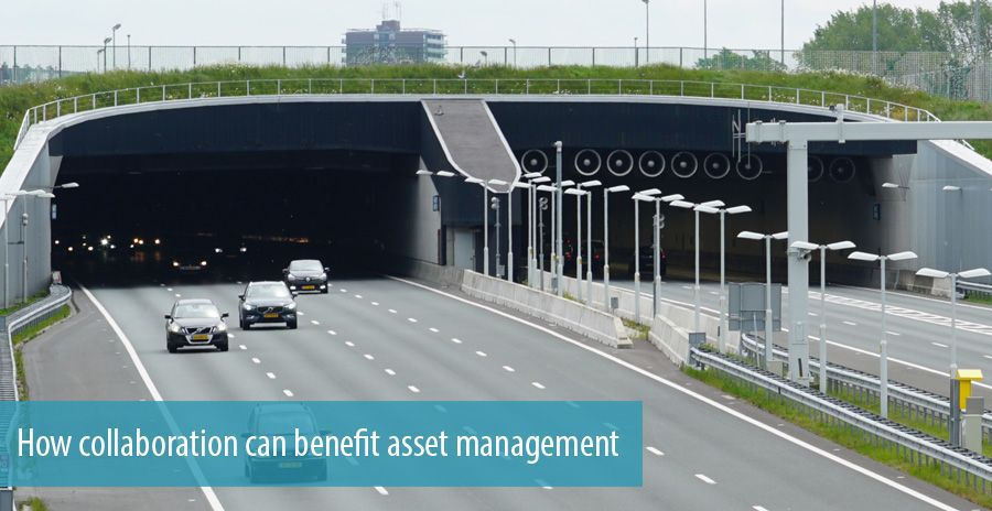 How collaboration can benefit asset management