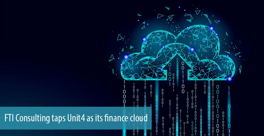 FTI Consulting taps Unit4 as its finance cloud