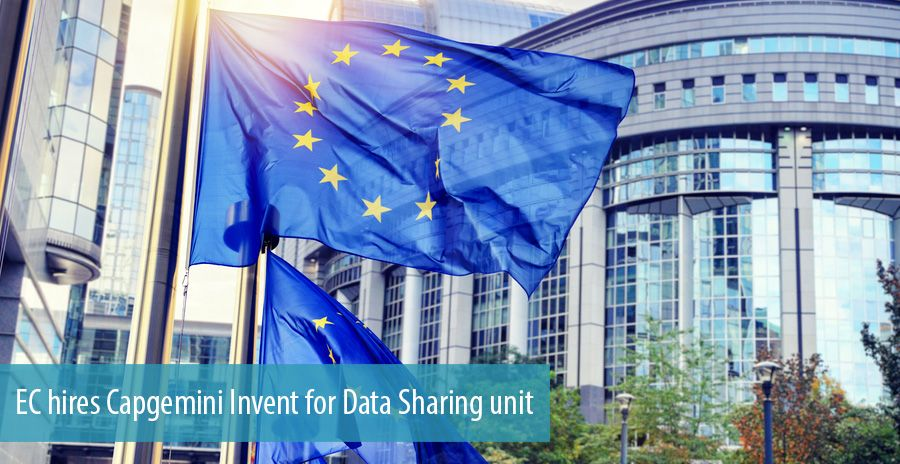 EC hires Capgemini Invent for Data Sharing unit