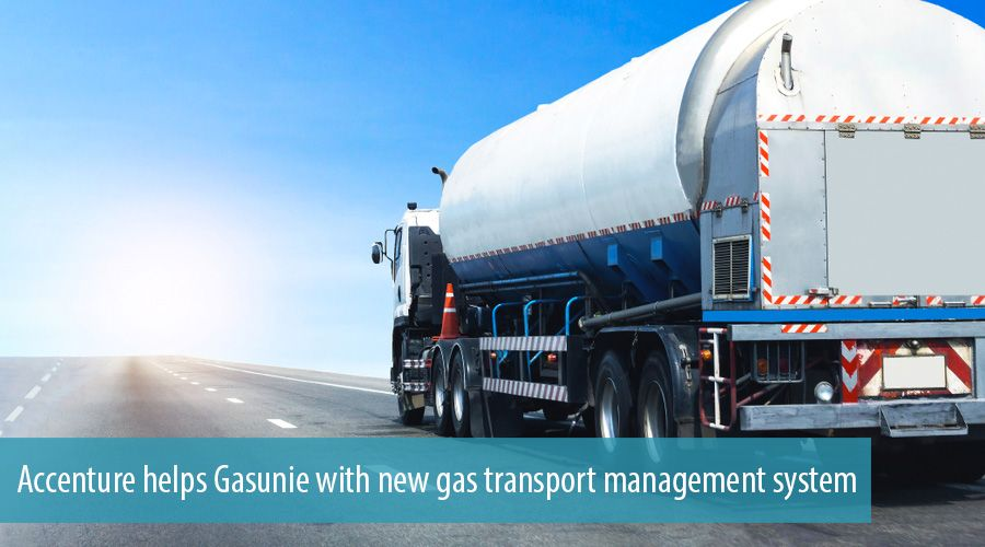Accenture helps Gasunie with new gas transport management system