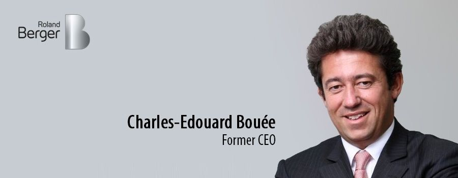Charles-Edouard Bouée steps down as CEO of Roland Berger