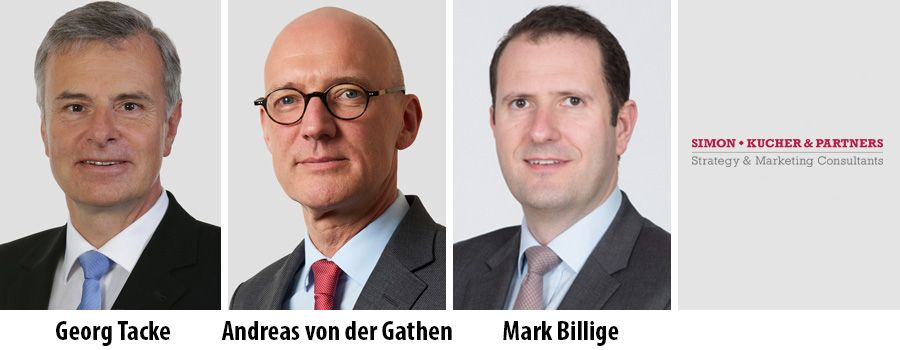 Georg Tacke, Andreas von der Gathen, Mark Billige - Simon Kucher & Partners