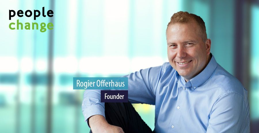 Rogier Offerhaus, Founder of People Change