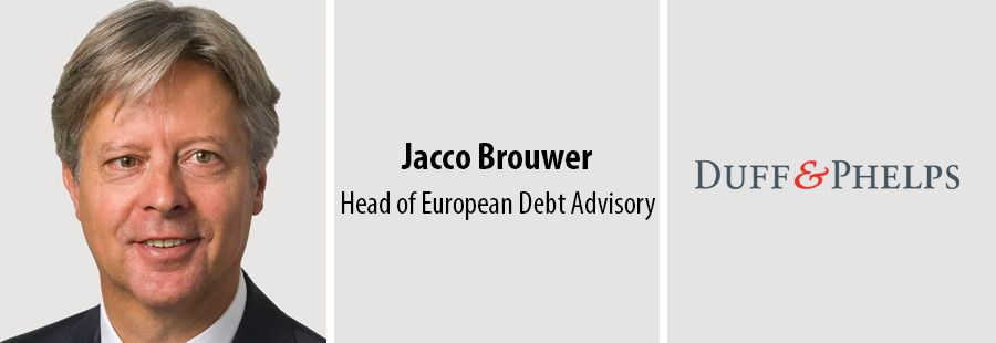 Jacco Brouwer leads European Debt Advisory arm of Duff & Phelps
