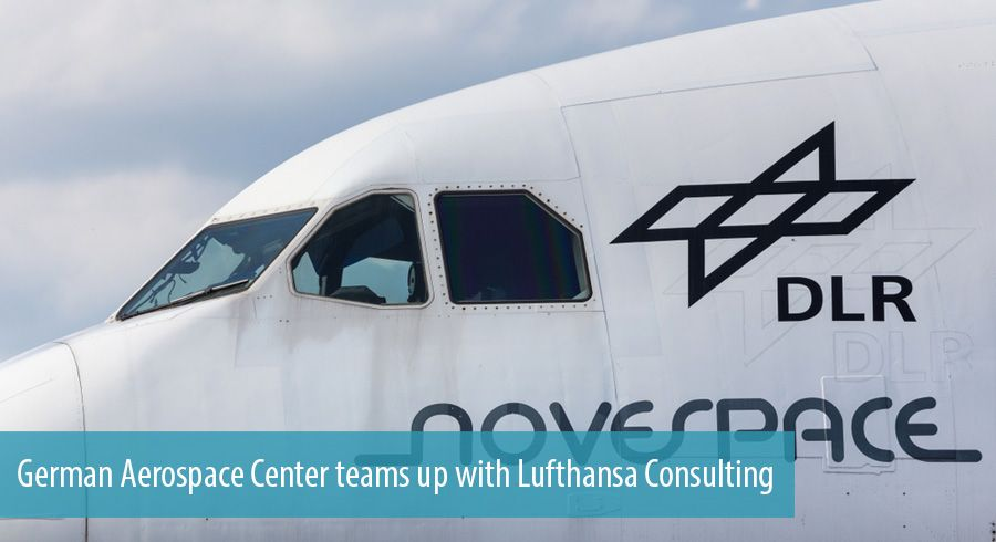 German Aerospace Center teams up with Lufthansa Consulting