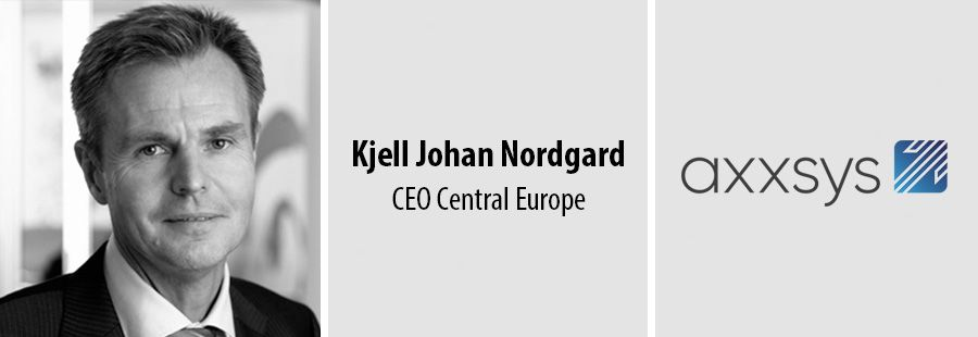 Kjell Johan Nordgard, CEO Central Europe at Axxsys