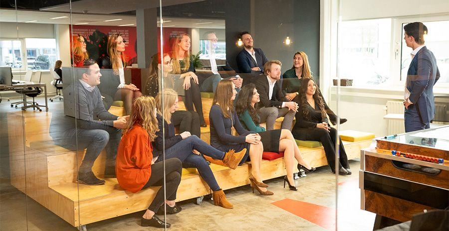 Badenoch + Clark office