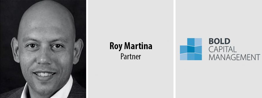 Roy Martina departs Accenture for Bold Capital Management