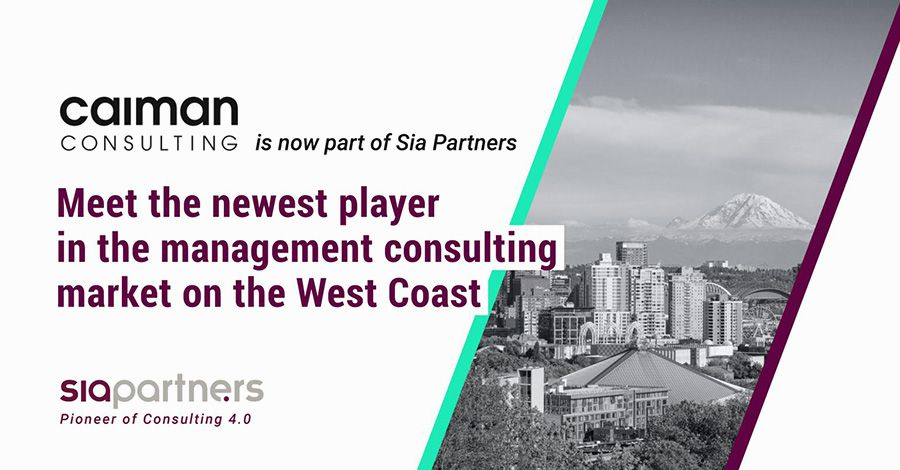 Caiman Consulting joins Sia Partners
