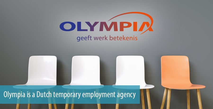Olympia is a Dutch temporary employment agency