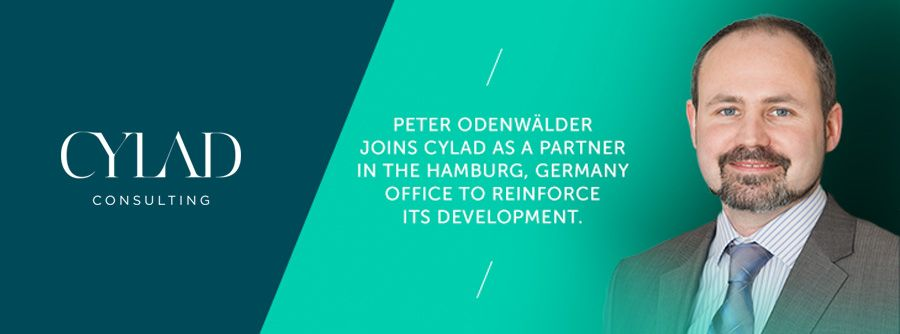Peter Odenwälder joins Cylad Consulting from McKinsey