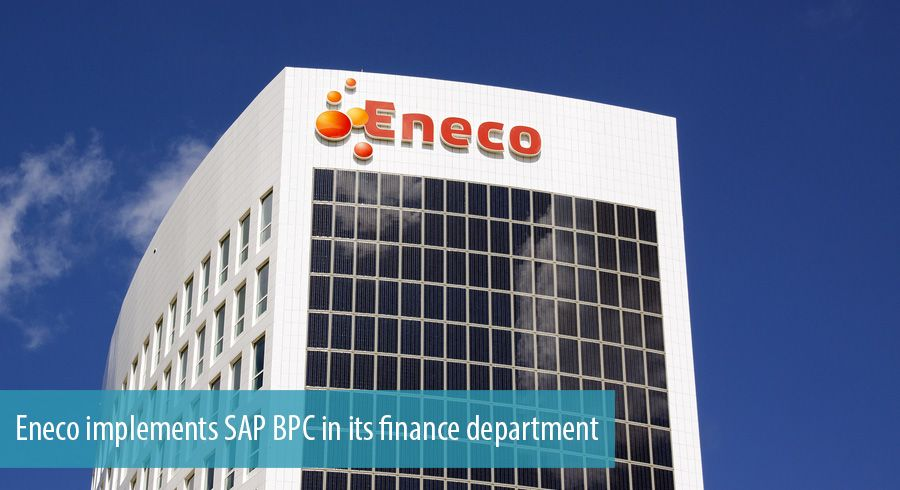 Eneco implements SAP BPC in its finance department