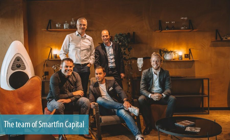 The team of Smartfin Capital