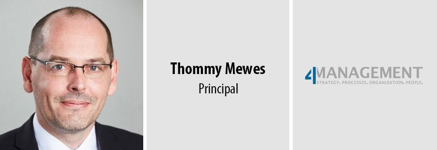 Thommy Mewes, Principal, FourManagement