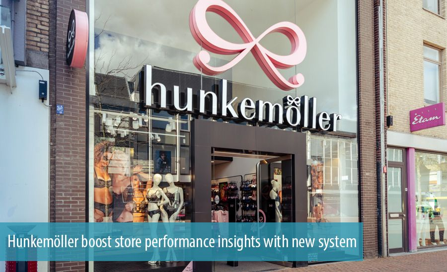 Hunkemöller boost store performance insights with new system