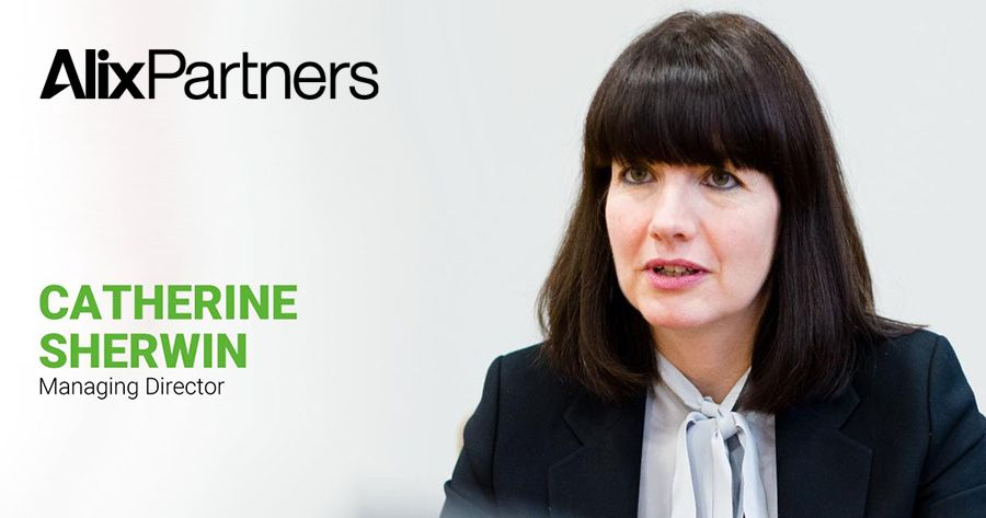 Catherine Sherwin new head of AlixPartners in France