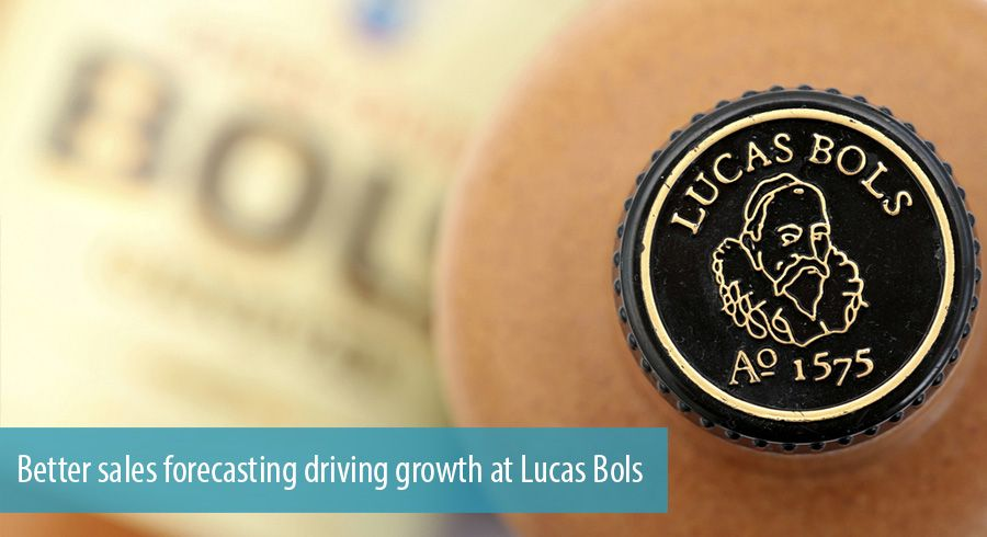 Better sales planning helps Lucas Bols drive growth