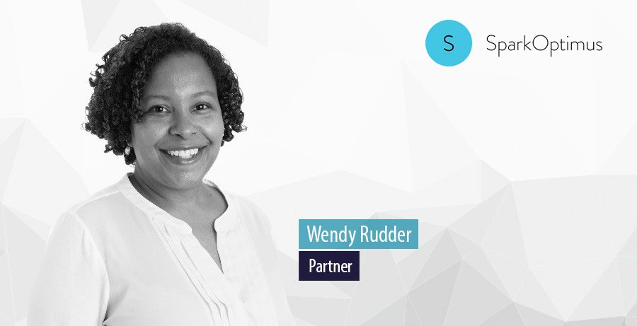 Wendy Rudder, Partner at SparkOptimus
