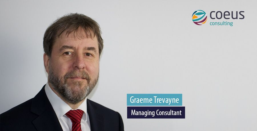 Graeme Trevayne joins Coeus Consulting in its German office