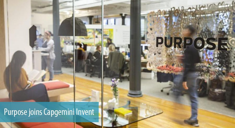 Purpose joins Capgemini Invent
