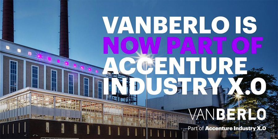 Accenture buys product design and tech agency VanBerlo