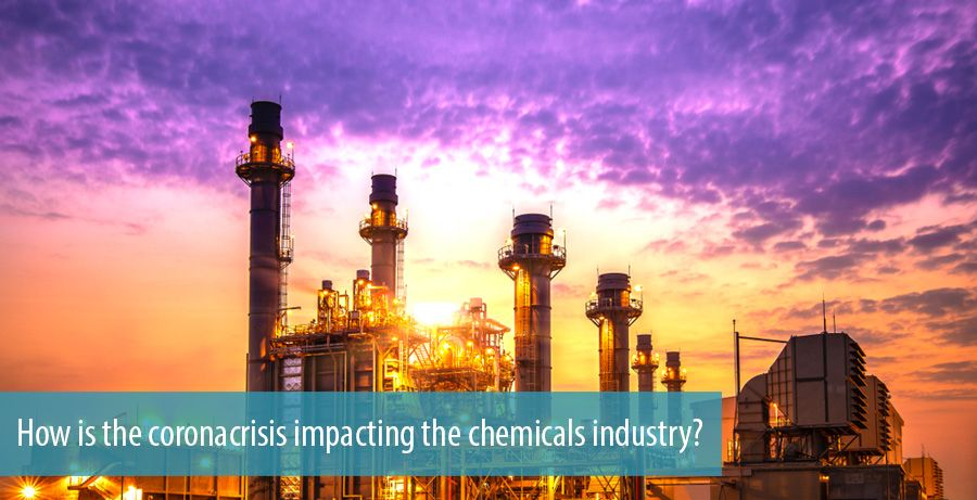 How is the coronacrisis impacting the chemicals industry?