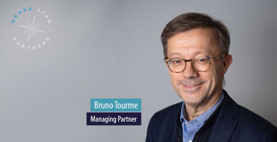 Bruno Tourme joins Drake Star Partners in Paris office