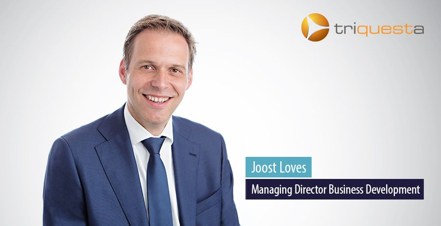 Former Synechron managing director Joost Loves joins Triquesta