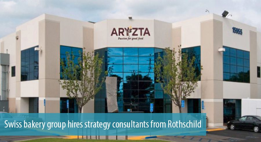 Swiss bakery group hires strategy consultants from Rothschild