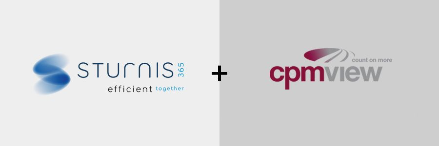 Sturnis365 partners with CPMview for Benelux market