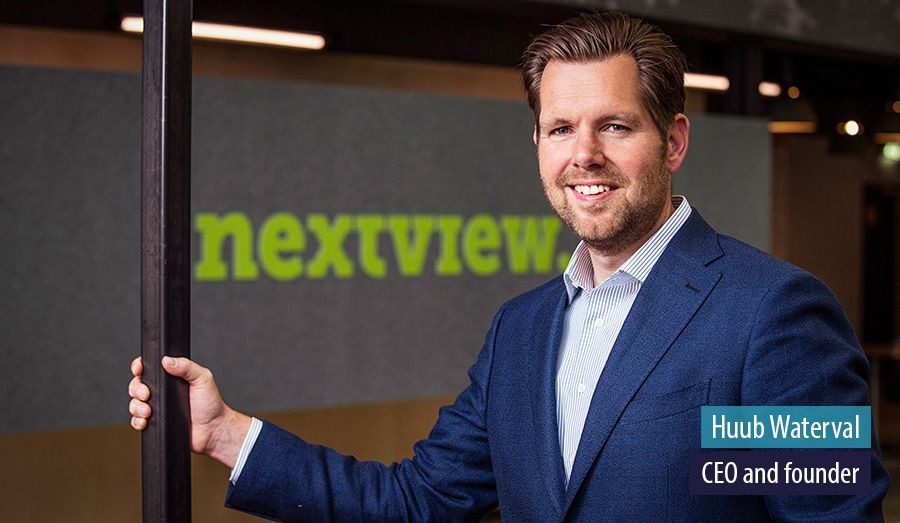 Huub Waterval, CEO and Founder of Nextview