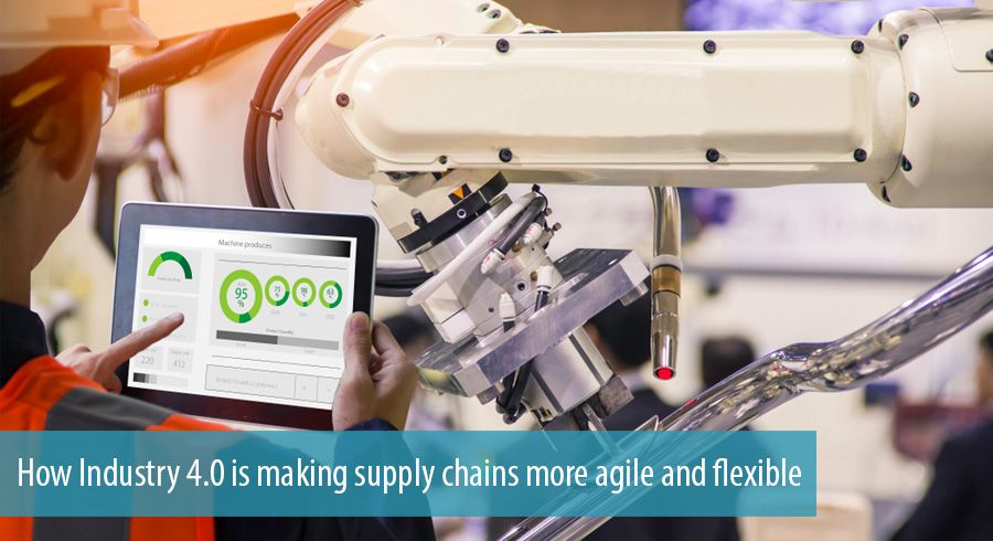 How Industry 4.0 is making supply chains more agile and flexible