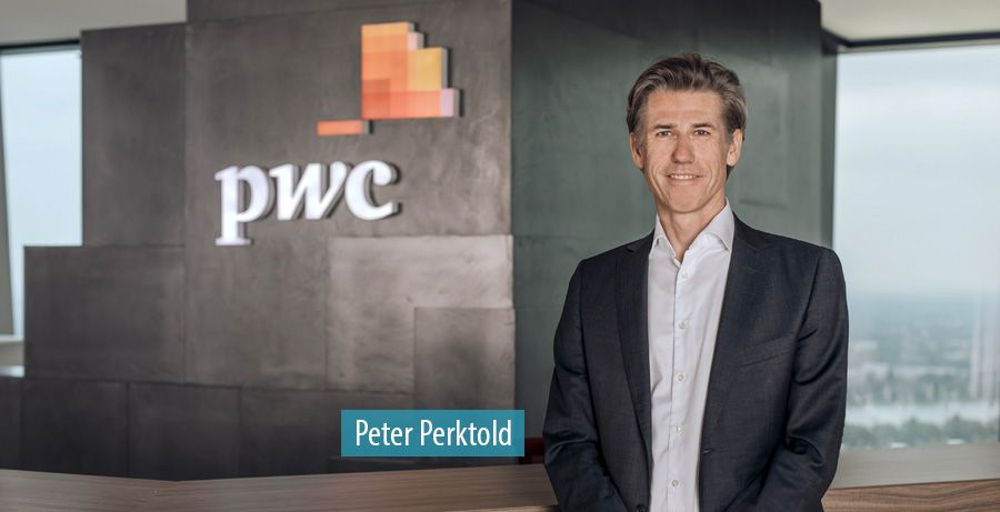 Peter Perktold, Country Managing Partner of PwC Austria