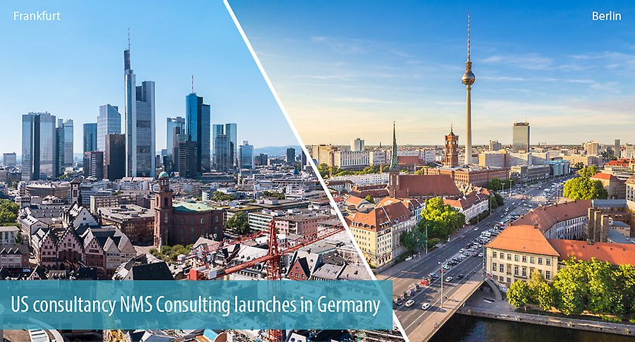 US consultancy NMS Consulting launches in Germany