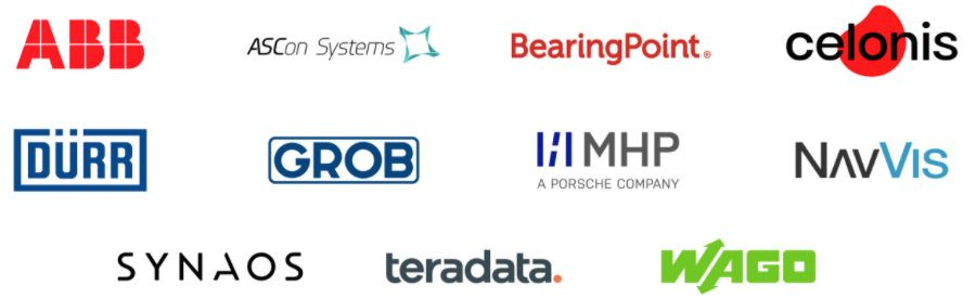 Partners of Industrial Cloud