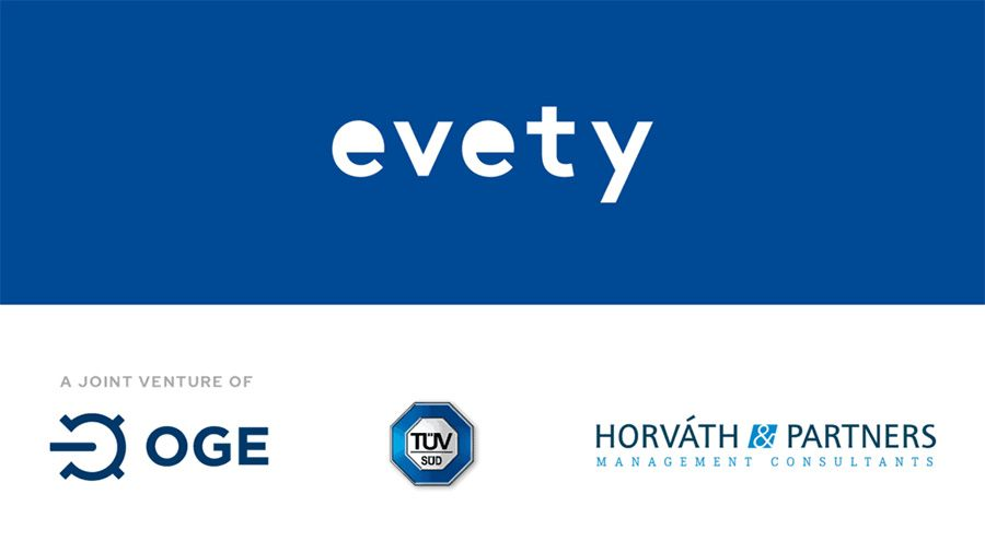 German consortium launches hydrogen energy specialist evety