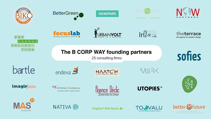 B Corp Way consulting firms