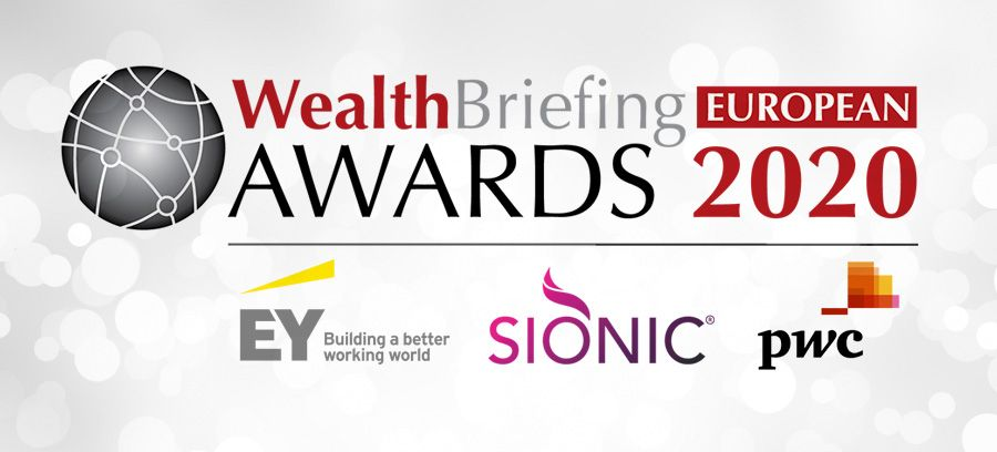 EY, Sionic and PwC named Europe's top wealth management advisors