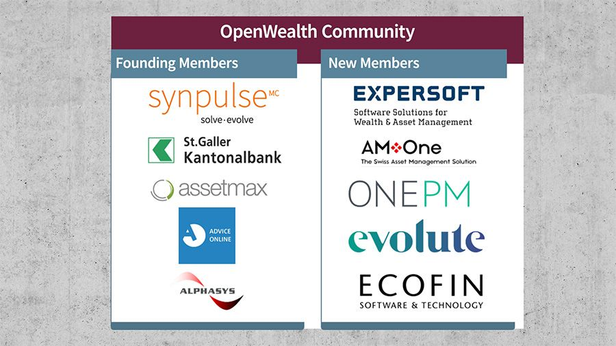 Swiss bank taps Synpulse-led consortium for OpenWealth platform