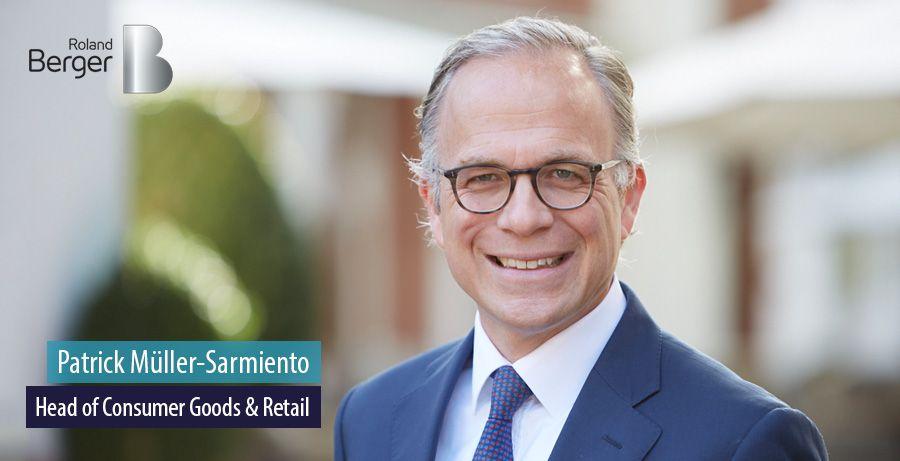 Patrick Müller-Sarmiento, responsable Biens de consommation et distribution, Roland Berger