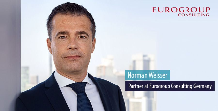 Norman Weisser, Partner at Eurogroup Consulting Germany