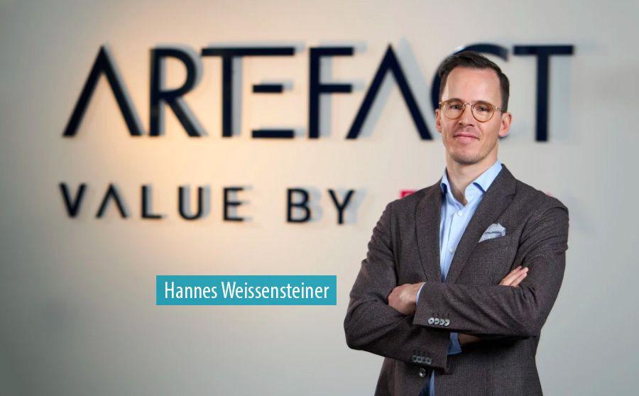 Hannes Weissensteiner, Managing Director DACH at Artefact