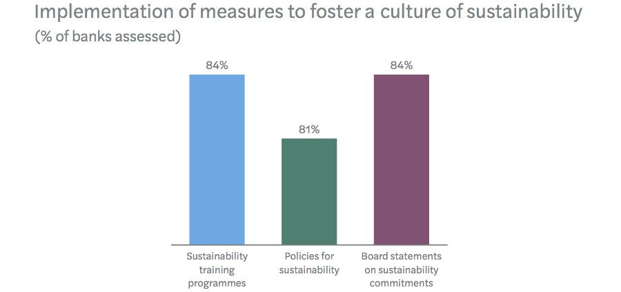 Building sustainability driven culture and governance